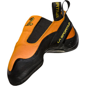 La Sportiva Cobra Chaussons d'escalade Homme, orange